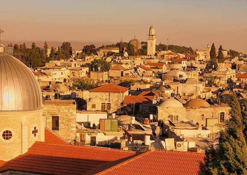 Jerusalem - Bible Land Tour - Trips Israel
