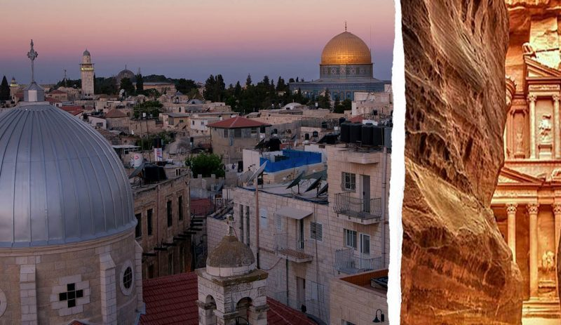 Deluxe Christian Holy Land Tour - Jerusalem and Petra - Trips Israel